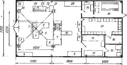 Передвижная буровая установка укб1 укб1225